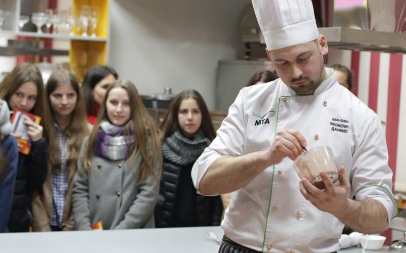 Кулінарні секрети від Данила Яковенка